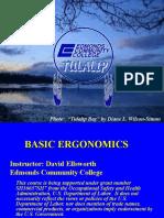 Basic Ergo