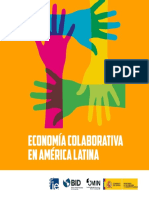 ECONOMÍA COLABORATIVA O ECONOMÍA 3.0 EN AMÉRICA LATINA