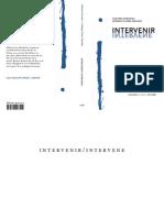 Intervenir (Dolores Dorantes y Rodrigo Flores Sánchez)
