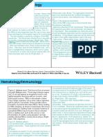 Hematology Immunology