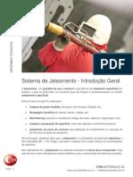 Introduccion Sistema Jateamento Granalha Cymmateriales Jato Areia Turbinados Metalcym