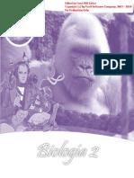 Actividades Secuencia Didactica Biologia II