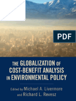 Michael a. Livermore, Richard L. Revesz-The Globalization of Cost-Benefit Analysis in Environmental Policy-Oxford University Press (2013)