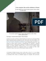 Entenda a situação das ocupações das Escolas Estaduais no Paraná