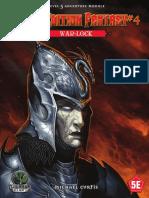 Goodman Games D&D 5e [GMG5554] Fifth Edition Fantasy 4 - War-Lock