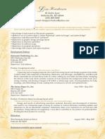 Jobswire.com Resume of designerlisahen