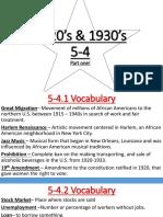 5-4 vocabulary