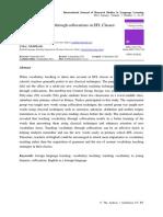 Teaching vocabulary through collocations in EFL.pdf