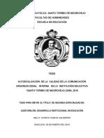 tesisdecomunicacionorganizacional-160110221624