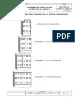 Caixa de Medicao 9 Consumidores - Padrao Enersul-ms