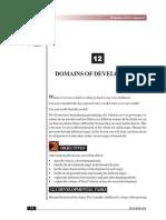 Domains of Development (154 KB)