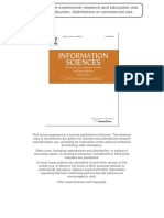 A Note on Z Numbers Information Sciences 2011