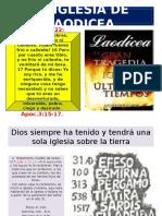 580la Iglesia de La Odicea