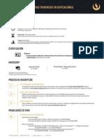 Hoja Informativa Diseño Estructural 2017