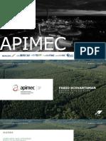 Presentation APIMEC 2016