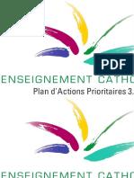 Plan d'Actions Prioritaires 3.2 (Mode d'accessibilité)