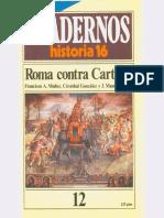012 - Roma Contra Cartago
