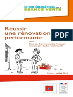 Guide Pratique Reussir Renovation Performante