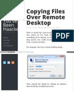Haacked Com Archive 2010-05-18 Remote Desktop File Copy Aspx