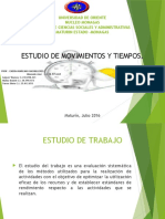 Tema VIII-Estudio de Movimiento y Tiempo
