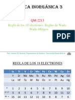 Regla de los 18 electrones (Antonio Barriola)