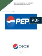 Pepsi- Proiect Final