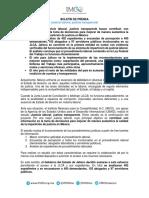 2015 Justicia Laboral Boletin