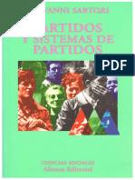 Partidos y Sistemas de Partidos