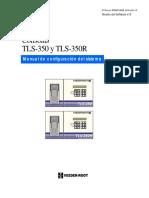 Consolas TLS-350 y TLS-350R - Manual de configuracion del sistema