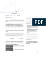 Contribution Form 2017
