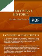 Literatura e Historia (1)