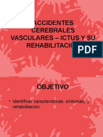 Rehabilitacion Neuropsicologica de Acv
