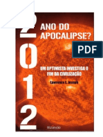 2012 Ano Do Apocalipse - Lawrence E. Joseph