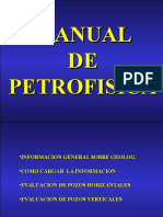 manual de petrofisica
