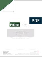 Chile Desigualdad Cuidadanía y Participación Política Peña Aguilar 2015
