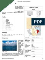 Distrito de Zepita - Wikipedia, La Enciclopedia Libre