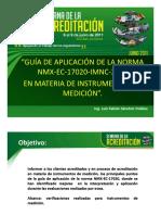 04 Guia 17020 Instrumentos de Medicion
