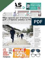 Mijas Semanal nº721 Del 20 al 26 de enero de 2017
