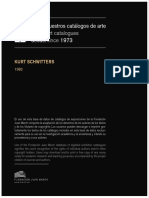 Kurt Schwitters-Merz Catalogue, 1982