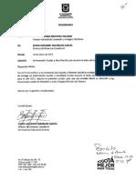 Direccion General de Educacion y Colegios Distritales