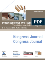 09 11 30 WPC Kongress Journal