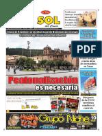 Diario El Sol del Cusco - 19 de enero del 2017 Edición Digital