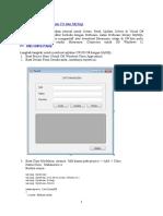 CRUD Database Dengan C#