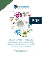 Brain Cross Training eBook