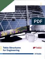 Brochure - Tekla Structures for Engineering