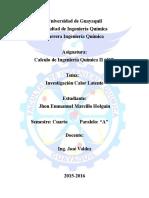 Calor Latente Investigacion.docx