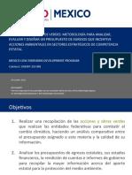PPT Índice de Presupuestos Verdes v. Larga