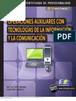 Operaciones Auxiliares Con Tecnologías de La Información y La Comunicación