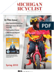 Michigan Bicyclist Magazine_Spring2010