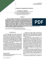 Analisis Kemungkinan Produksi Broiler Terintegrasi (IRR,NPV,Payback Value)